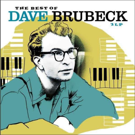 Dave Brubeck The Best of... LP 2012
