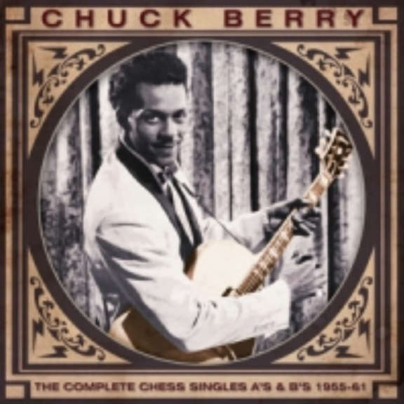 Chuck Berry Complete Chess Singles LP 2018