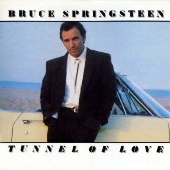 Bruce Springsteen Tunnel of Love LP 208