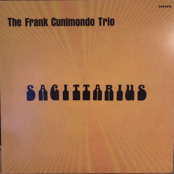 Frank Cunimondo Trio Sagittarius LP 2017