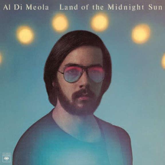 Al Di Meola  Land of the Midnight Sun LP 2012