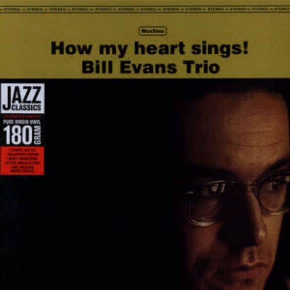Bill Evans Trio How My Heart Sings! LP 2013