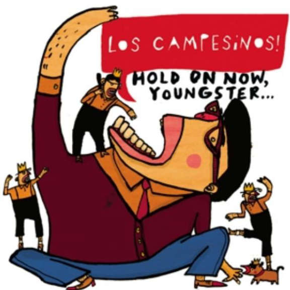 Los Campesinos! Hold on Now, Youngster LP 2018