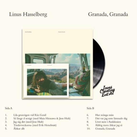 Linus Hasselberg Granada, Granada LP 2018