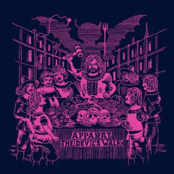 Apparat The Devil's Walk LP 2018