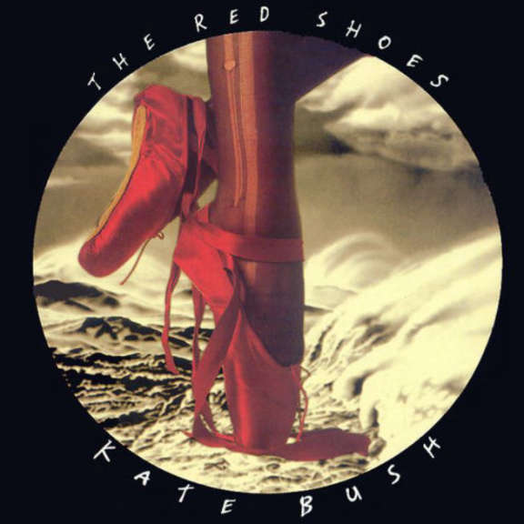 Kate Bush The Red Shoes LP 2018
