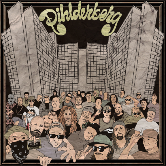 Rekami Pihlderberg LP 2019