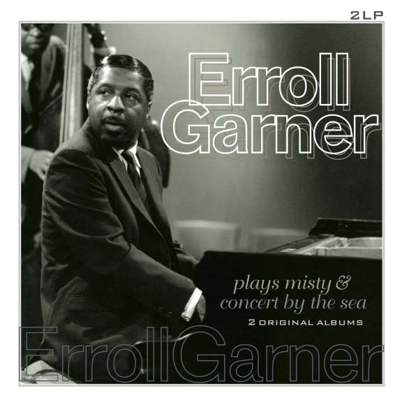 Erroll Garner  Plays Misty / Concert by the Sea LP 2013