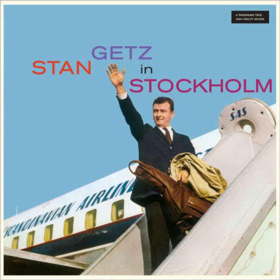 Stan Getz In Stockholm LP 2016