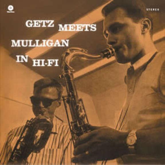 Stan Getz & Gerry Mulligan Getz Meets Mulligan in Hi-Fi LP 2011