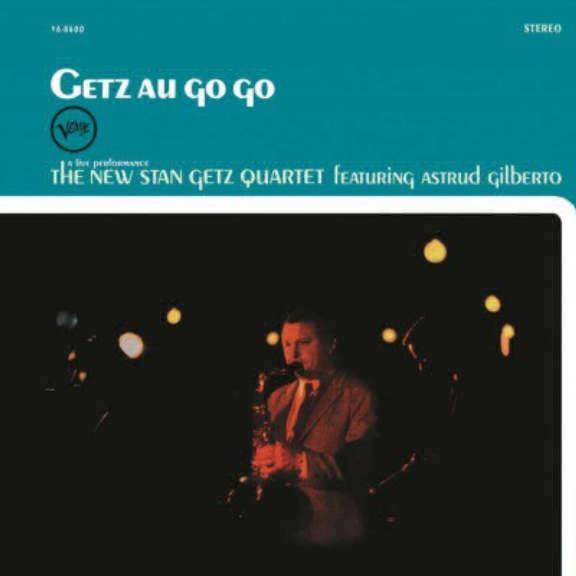 Stan Getz feat. Astrud Gilberto Getz Au Go Go LP 2015