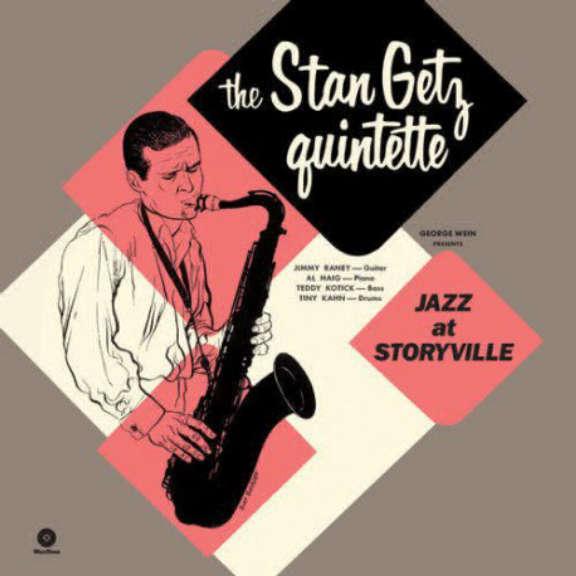 Stan Getz Quintette Jazz at Storyville LP 2017