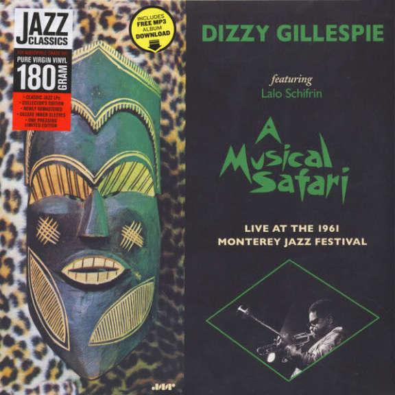 Dizzy Gillespie A Musical Safari LP 2015