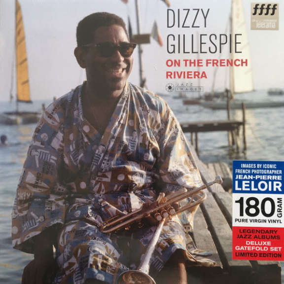 Dizzy Gillespie On the French Riviera LP 2017