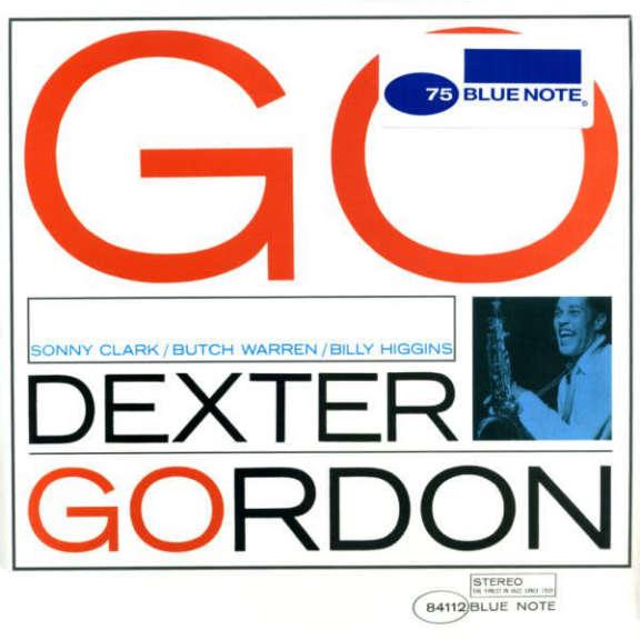 Dexter Gordon Go!  LP 2014