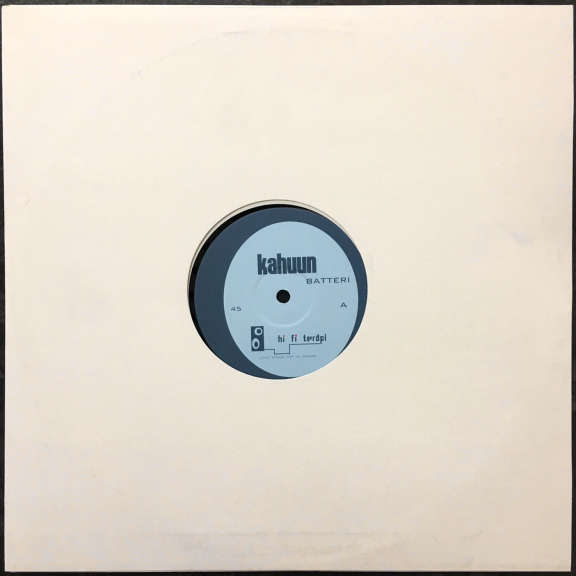 Kahuun Batteri LP 2001