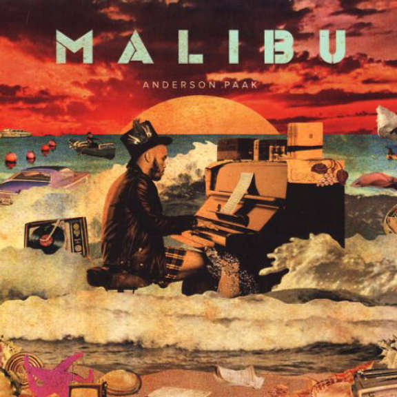 Anderson Paak Malibu LP 2017