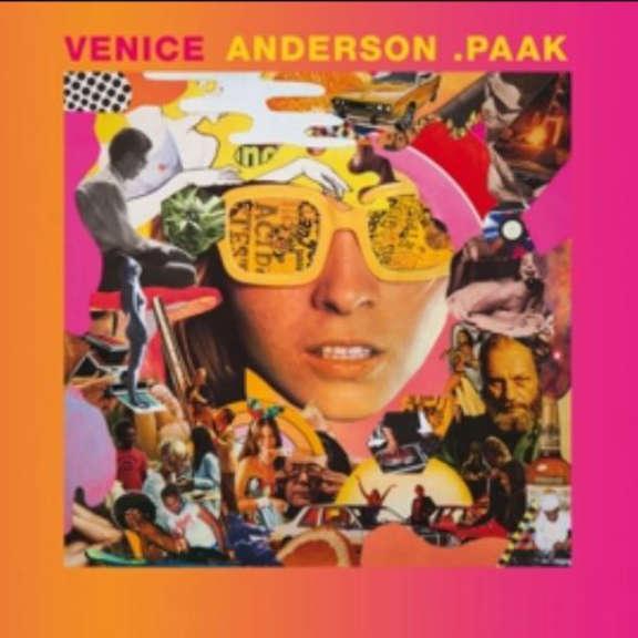 Anderson Paak Venice LP 2016
