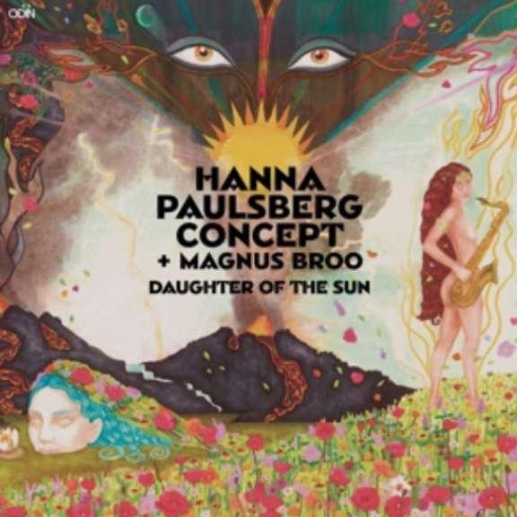 Hanna Paulsberg Concept + Magnus Broo Daughter of the Sun LP 2018