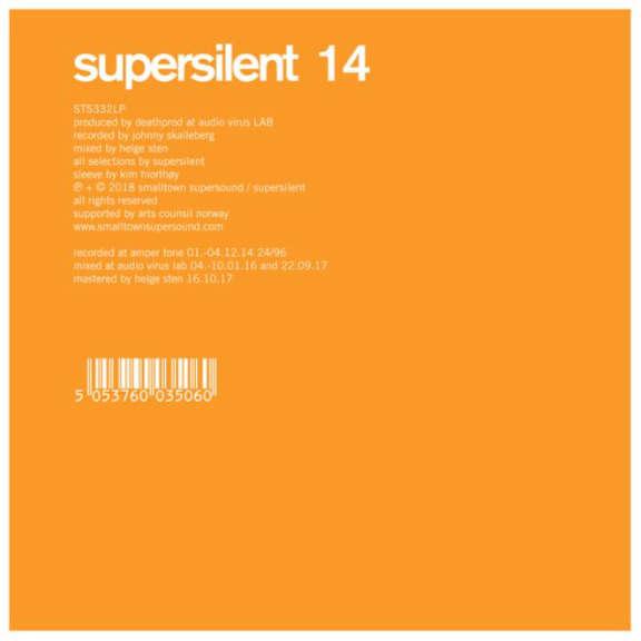 Supersilent 14 LP 2018