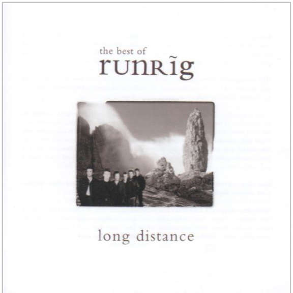 Runrig Long Distance - The Best of Runrig LP 2018