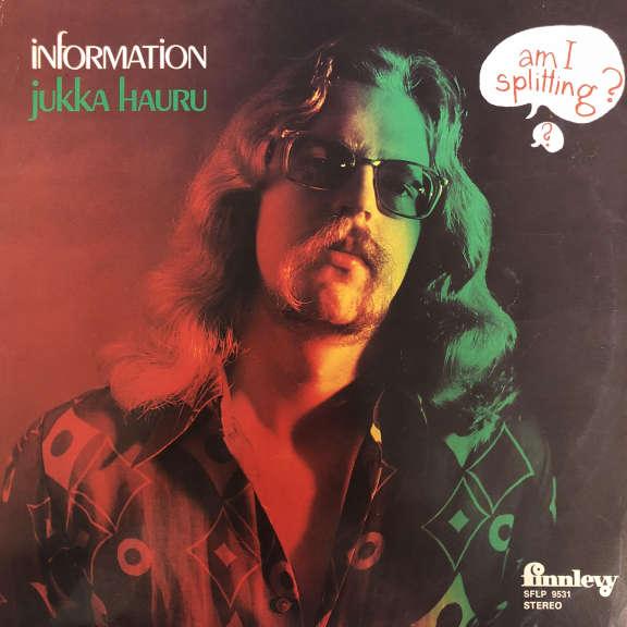 Jukka Hauru Information LP 1972