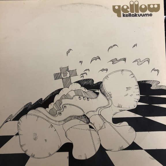 Yellow Keltakuume LP 1975