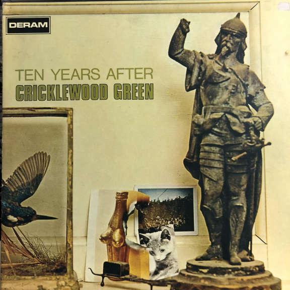 Ten Years After Cricklewood Green LP 1970