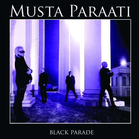 Musta Paraati Black Parade LP 2018