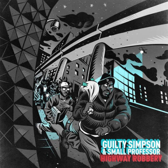 Guilty Simpson & Small Professor Highway Robbery LP 2016