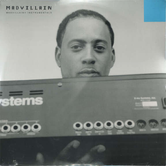 Madvillain Madvillainy Instrumentals LP 2012