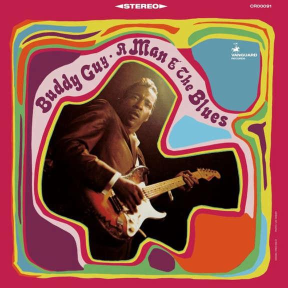 Buddy Guy A Man & the Blues LP 2018