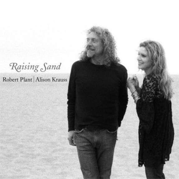 Robert Plant & Alison Krauss Raising Sand LP 2007