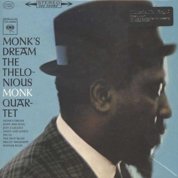 Thelonious Monk Quartet Monk's Dream LP 2014