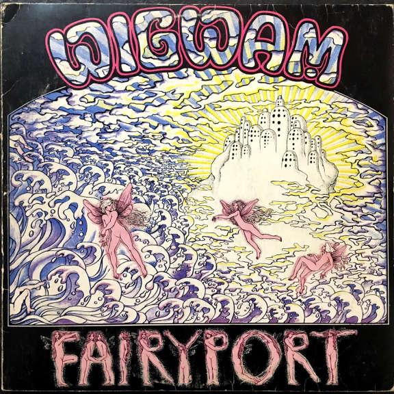 Wigwam Fairyport    LP 1971