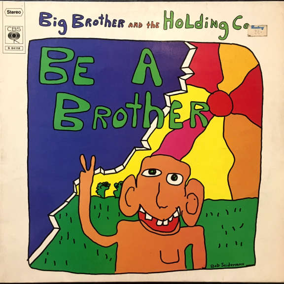 Big Brother and The Holding Company Be a Brother LP 1970