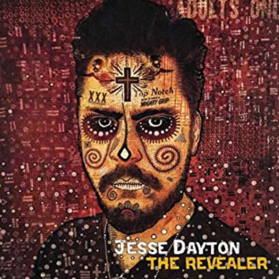 Jesse Dayton The Revealer LP 2018