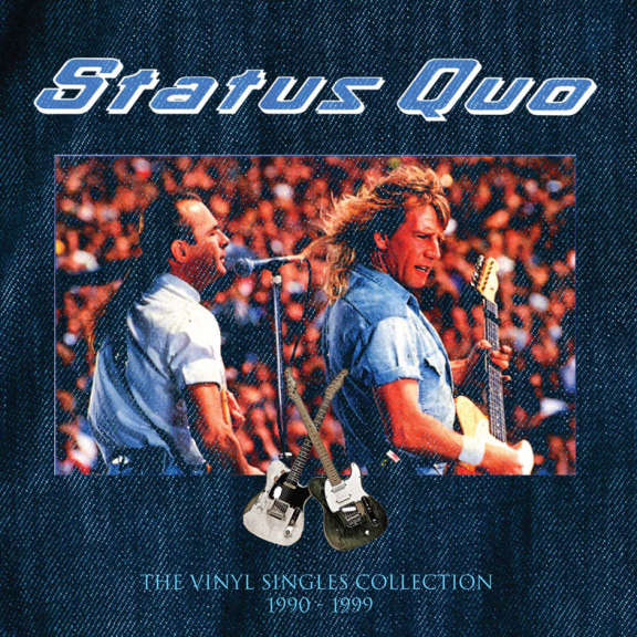 Status Quo The Vinyl Singles Collection (1990-1999) LP 2018