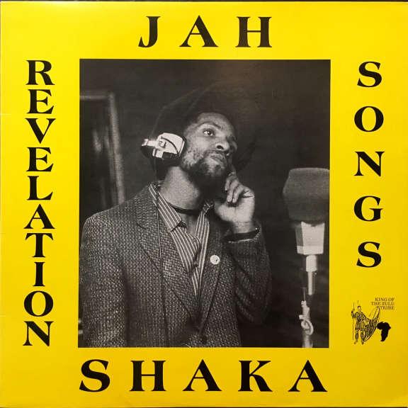 Jah Shaka Revelation Songs LP 1983