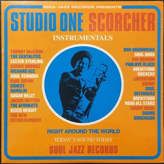 Various Studio One Scorchers Instrumentals LP 2002