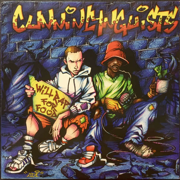 Cunninlynguists Will Rap for Food LP 2005