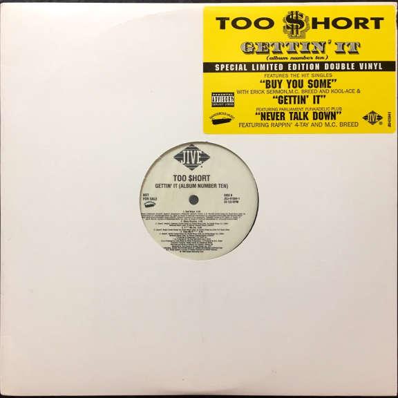 Too Short Gettin' It (Album Number Ten) LP 1996