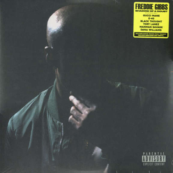 Freddie Gibbs Shadow of a Doubt LP 2016