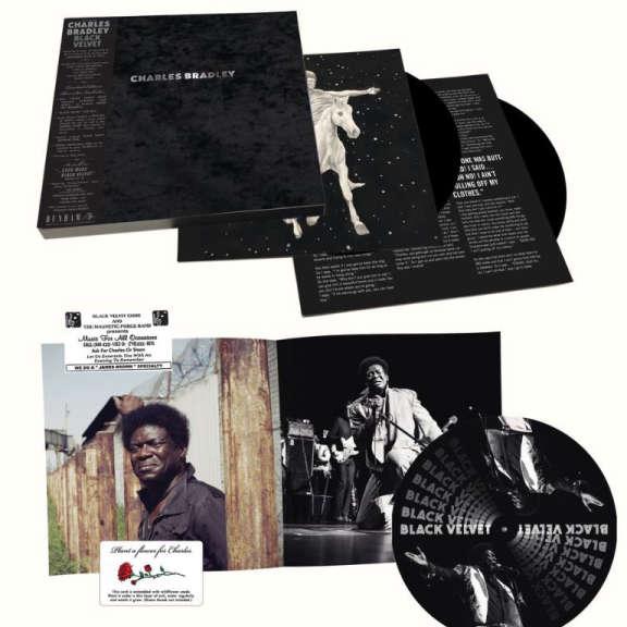 Charles Bradley Black Velvet (Box Set) LP 2018