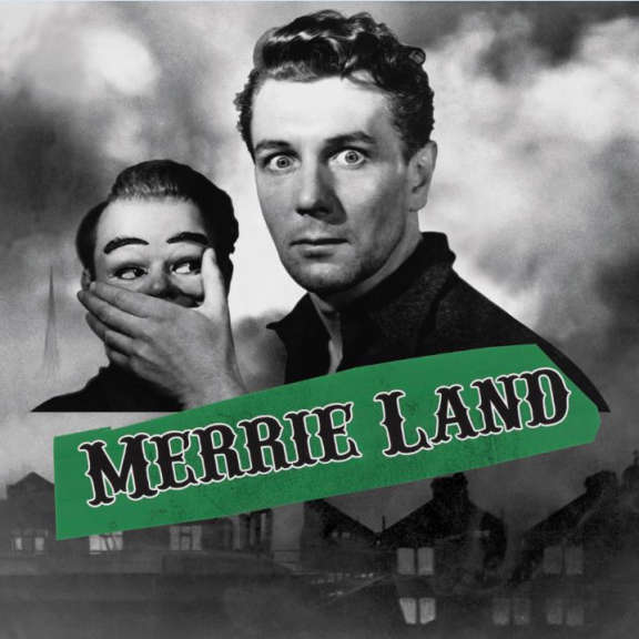 The Good, The Bad & The Queen Merrie Land (Coloured) LP 2018