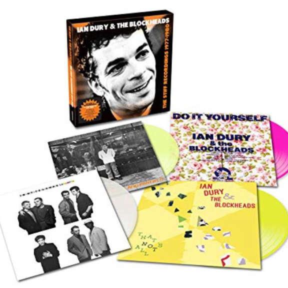 Ian Dury & The Blockheads The Stiff Recordings 1977 - 1980 LP 2018