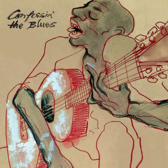 Various Confessin' the Blues (Vol. 2) LP 2018