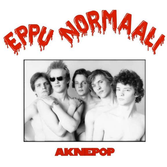 Eppu Normaali Aknepop (Black) LP 2018