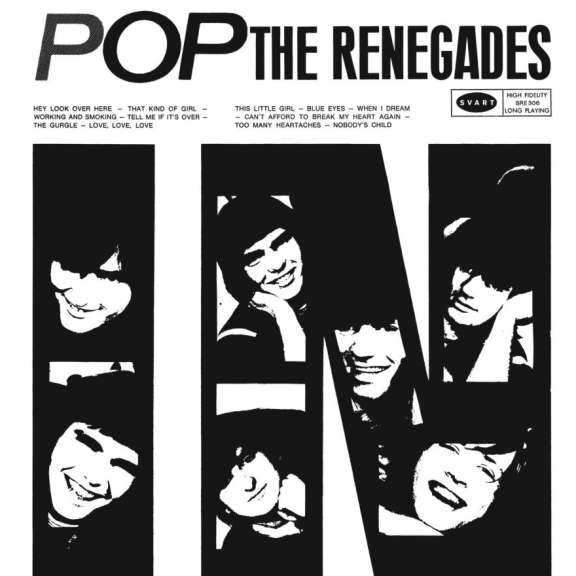 Renegades POP LP 2018
