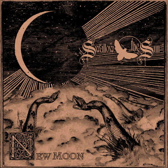 Swallow The Sun New Moon  (Solar Flare Edition) LP 0